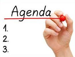 Agenda published for October PC meeting